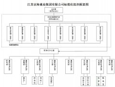 ballbet贝博app标准化组织框架图
